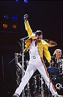 Get Motivation Queen, a British Rock Band, Freddie Mercury, Brian May, Roger Taylor, John Deacon 12 X 18 Inch Poster