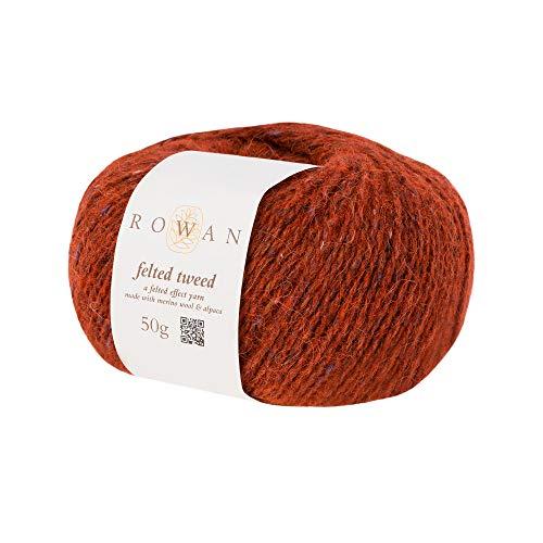 Rowan Filz-Tweed DK Doppelstrick-Garn 154 Ginger