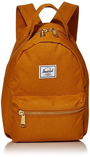 Herschel Nova Backpack, Buckthorn Brown, Mini 9L