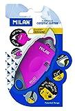 Milan BWM10337 *Capsule - Tallador amb fulla de ceràmica, Colors Assortits (Rosa, Groc, Negre)