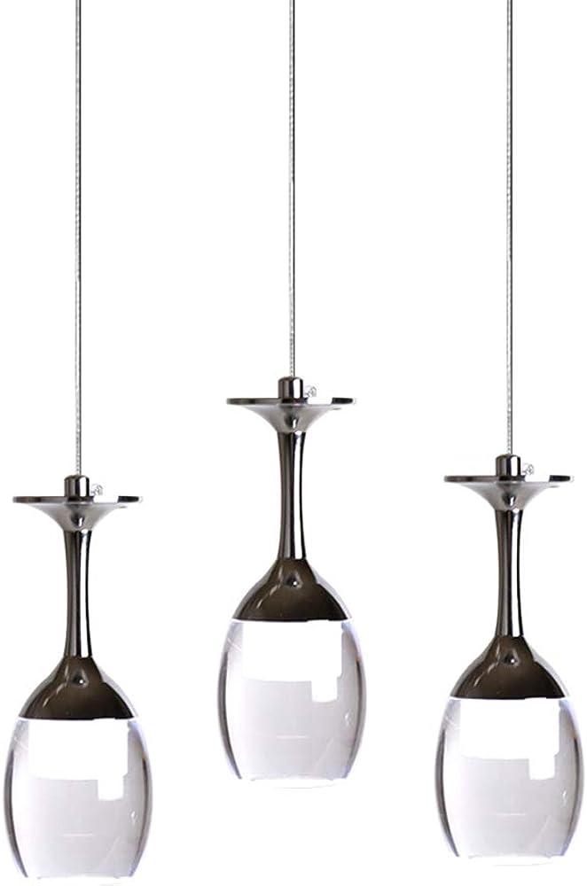 Lampada a forma di calici da vino HHT14570