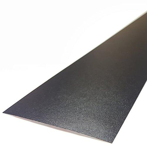 ORACAL 6'x60' Vinyl Windshield Stripe Banner Decal Strip 3M by A1A Sales (Matte Black)