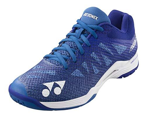 YONEX Aerus 3 LX Damen Badmintonschuhe, Blau (blau), 38.5 EU