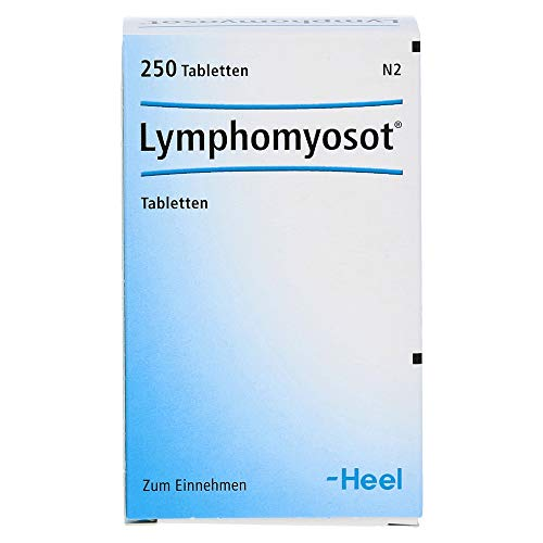 LYMPHOMYOSOT Tabletten 250 St