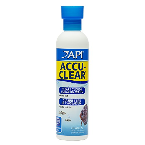 API ACCU-CLEAR Fresh Water Aquarium Water Clarifier