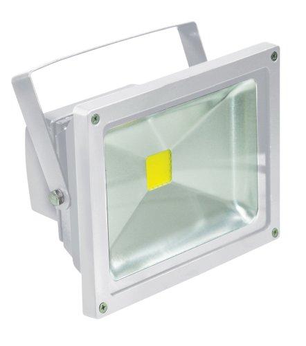 Electrovision - Projecteur à LED - Couleur: Blanc - Dimensions: 20W