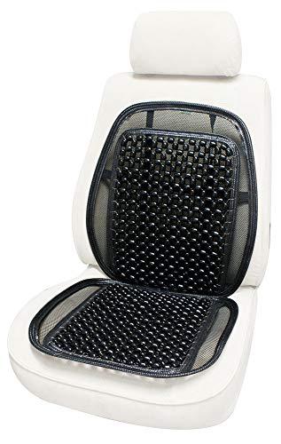 CORA 000128701 Comfortrolli Deluxe Coprisedile Auto, Nero