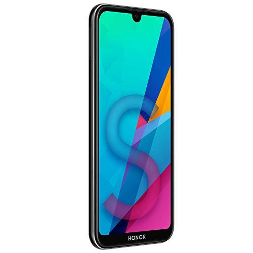 Honor 8S - Smartphone Débloqué 4G (5,71 Pouces - 32Go - Double Nano SIM - Android 9) Noir