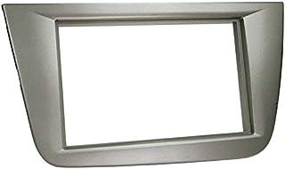 ACV 281328-04 2-DIN radiopaneel voor Seat Altea/Altea XL/Toledo antraciet
