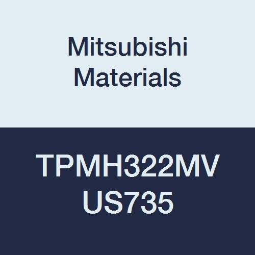 Mitsubishi Materials TPMH322MV US735 Coated Sales of SALE items from new works Type Carbide TP sold out Posi