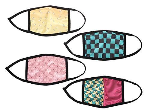 CoolChange Máscara para Nariz y Boca de Kimetsu no Yaiba pa