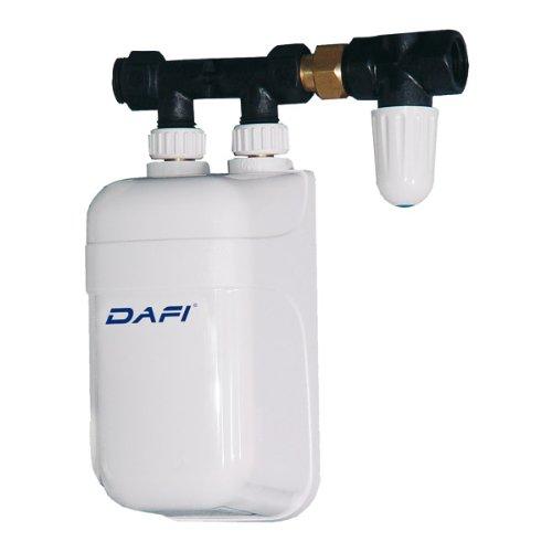 DAFI Einphasen-Badezimmer-Warmwasserbereiter 7,3kW