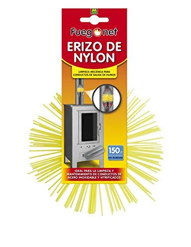 MASSÓ 008820 Erizo deshollinador Nylon 150mm, Ø 150