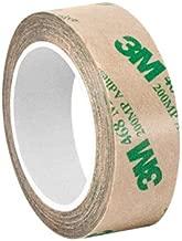 3M 468MP Adhesive Transfer Tape, 0.5