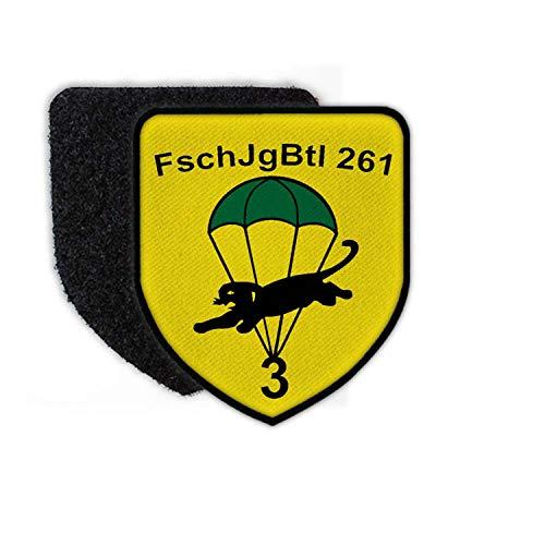 Copytec Patch 3 FschJgBtl 261 Fallschirmjäger Bataillon Kompanie Bundeswehr #25154