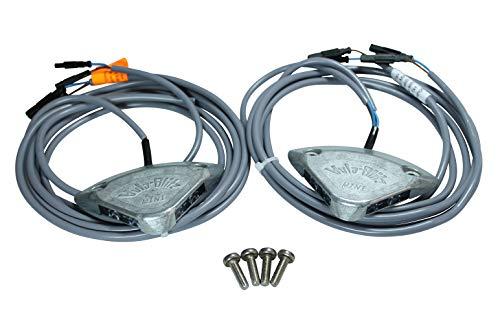 behrens parts Warnlampensatz Hula Mini LED für Ladebordwände & Hubladebühnen