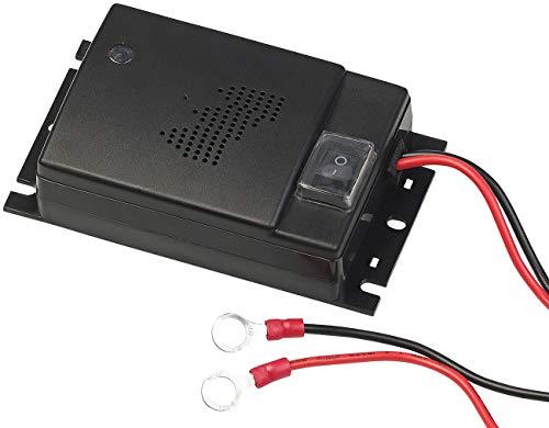Lescars Maderschreck: Kfz-Ultraschall-Marderabwehr für 12-V-Anschluss, 12-45 kHz, 70 dB (Marderabwehrgerät)