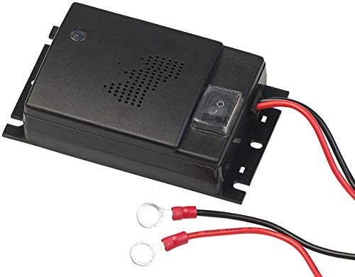 Lescars Maderschreck: Kfz-Ultraschall-Marderabwehr für 12-V-Anschluss, 12-45 kHz, 70 dB (Marder Abwehrgerät)