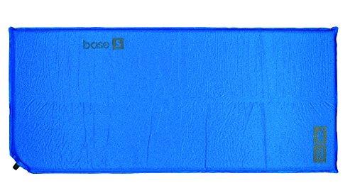 Highlander Trail Autogonflant Matelas XL - Bleu, S - Longueur 3/4-120x51cm