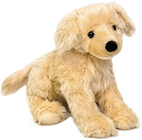 Imitatie Hond, Imitatie Golden Labrador Puppy Pluchen Speelgoed Hond Dier, Kan Worden Gebruikt Als Children's Gifts, Desktop Decoraties, Home Decorations (3 Maten) (Size : 50cm)