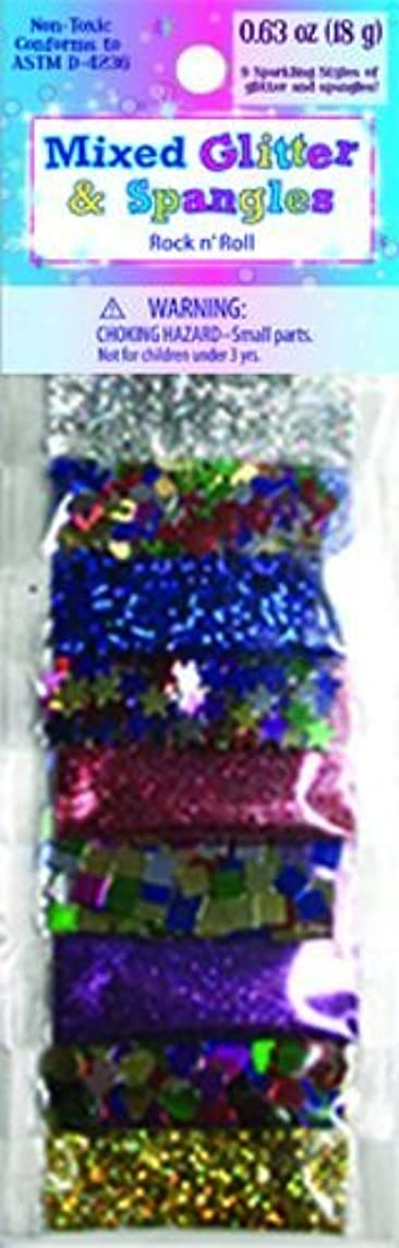 Sulyn Rock & Roll Mixed Glitter/Sequin Sample Pack