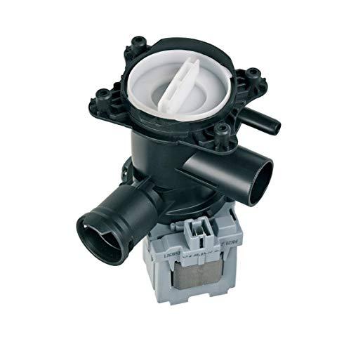 Ablaufpumpe Ersatz für Bosch 00145777 Abwasserpumpe Synchronpumpe Magnetpumpe Wasserpumpe Waschmaschinenpumpe Laugenpumpe Pumpe Abwasserpumpen Magnettechnikpumpe Zubehör für Bosch Waschmaschinen