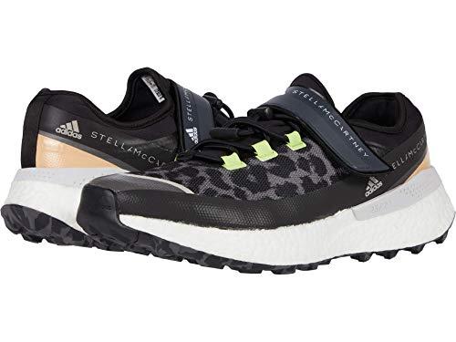 adidas by Stella McCartney Outdoor Boost Sneaker Core Black/Granite/Solar Orange 9 M