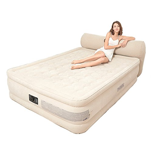 Buy LKJIM Bed, Backrest Air Mattress, Home Comfort, Air Bed, Camping (Size : 15222979cm)