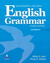 Understanding and Using English Grammar with Audio CDs and Answer Key (4th Edition)