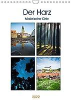 Der Harz - Malerische Orte (Wandkalender 2022 DIN A4 hoch): Schoene und beeindruckende Staedte und Landschaften im Harz (Monatskalender, 14 Seiten )