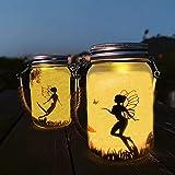 Hopeful Lanterne da Esterno 30 LED Luci Solari Giardino, Adatto per Natale, feste, decorare il balcone del patio