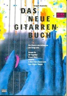 DAS NEUE GITARRENBUCH - arrangiert für Gitarre - mit CD [Noten / Sheetmusic] Komponist: KUMLEHN JUERGEN
