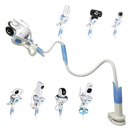 Yissma Baby Camera houder Universele Baby Monitor houder Infant Video Monitor Rek Flexibele Camera Stand Babyphone houder Compatibel met de meeste baby telefoons voor uw baby