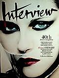 Interview Magazine Kristen Stewart/ Winona Ryder/ Mike Tyson/ Lady Gaga October2009