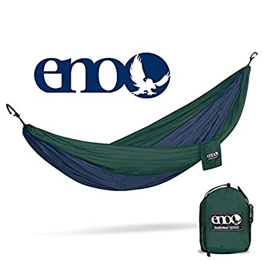 Eagles Nest Outfitters DoubleNest Hammock (Navy/Forest)