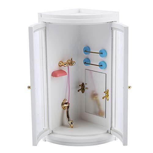 Mini Puppenhaus Dusche