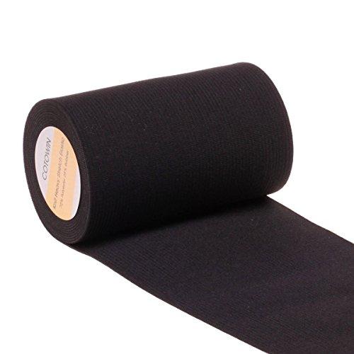 Bande élasticité de 10,2cm de large - Pour la couture - 3m