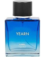 Ajmal Yearn Eau De Parfum Aquatic Parfym 100 ml fritidskläder för män