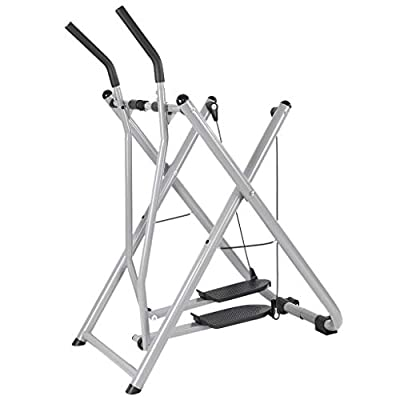 Elliptical Exercise Machine Glider Fitness Home Gym Workout Air Walkers New Suitable for All Fitness Levels and Ages