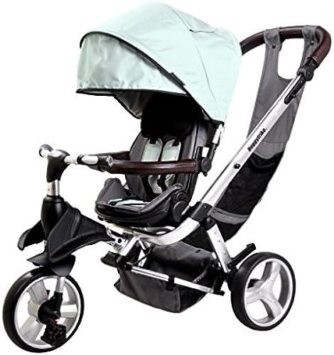 Kinder Dreirad, 6 Monate -3 Jahre altes Baby Dreibettzimmer Baby Kinderwagen