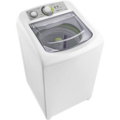 Máquina de Lavar Consul 8kg Lavagem Econômica - CWE08AB - 110V