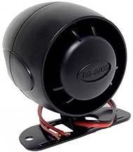 Audiovox - AS-9903 - Super Loud 12Volt 120db 20Watt Six Tone Mini Car Alarm Siren
