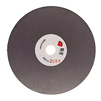 "JOINER 5"" inch Diamond Grinding Disc Abrasive Wheels 2000 Grit for Angle Grinder"
