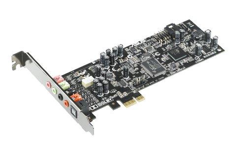 ASUS Xonar DGX PCI-E GX2.5 5.1 Sound Card
