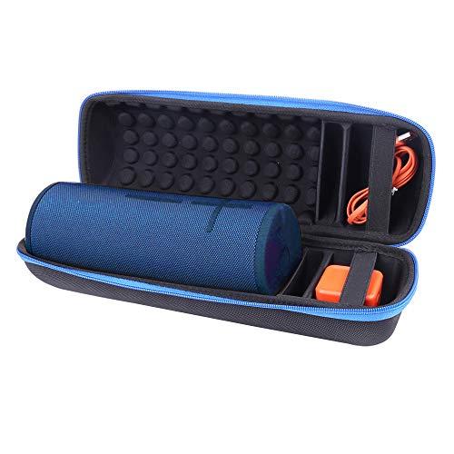 Aenllosi Hard Storge Case for Fits Ultimate Ears MEGABOOM 3 Portable Bluetooth Wireless Speaker (megaboom 3, Blue)