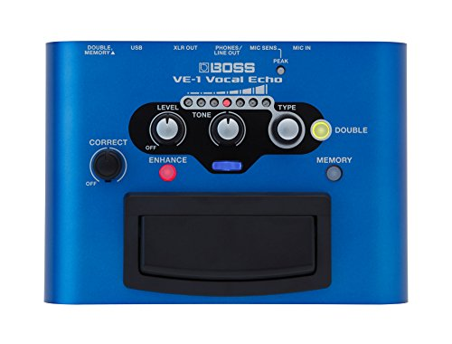 BOSS VE-1 + 純正ACアダプター「PSA-100S2」セット