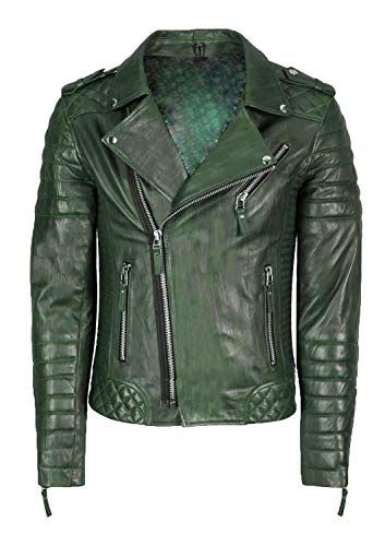 Leather Jackets Style Men's