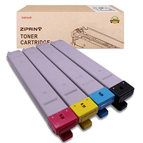 LIXIGB-BcGeschikt voor Samsung CLT-K809S Color Toner Cartridge, Compatibel met Samsung CLX-9301NA / CLX-9201NA / CLX-9201ND / CLX-9251ND Color Laser Printer Toner, 4 kleuren, 4 kleuren