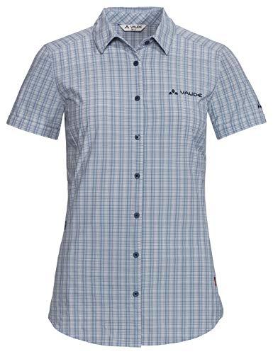 VAUDE Damen Bluse Women's Seiland Shirt II, tempest, 42, 413159790420