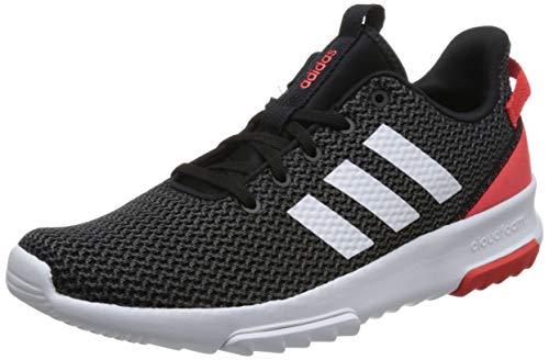 adidas Cloudfoam Racer TR, Scarpe Running Uomo, Nero (Cblack/Ftwwht/Hirere Cblack/Ftwwht/Hirere), 36 EU